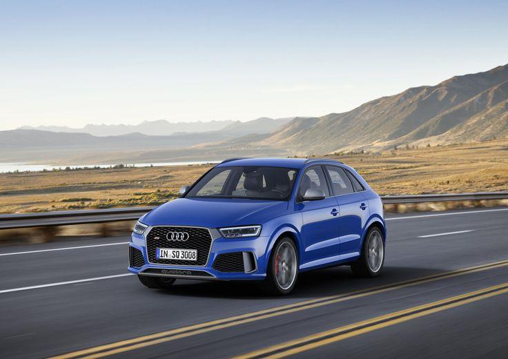 #Audi RS Q3 performance #cars #suv #luxury #sportscar #turbo More >> http://www.motoringexposure.com/