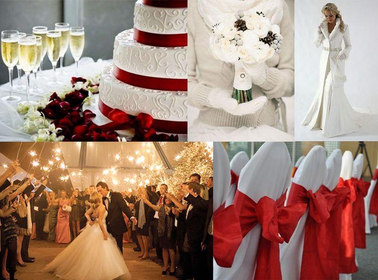Matrimonio In Dicembre : Sposarsi a dicembre tema matrimonio capodanno natale