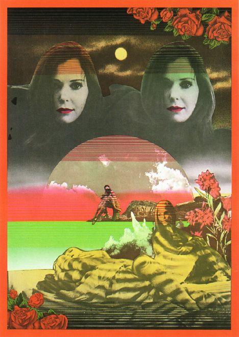 Tadanori Yokoo, Psychedelic Poster, 1968