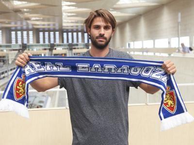 Oliver Buff será presentado en la mañana de este jueves en La Romareda   Real Zaragoza Web Oficial
