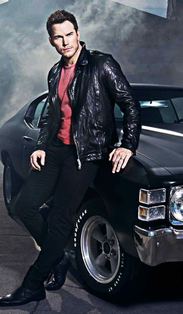 Yes Chris I would love to go for a ride with you in your big muscle car!