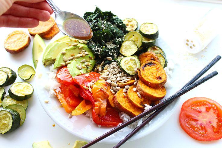 pür body nutrition: Super Fresh Cookbook's Beach Buddha Bowl