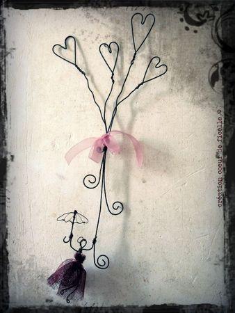 coeur de ficelle ...