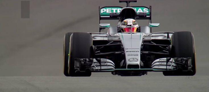 Comment conduire une Formule 1 selon Lewis Hamilton