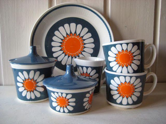 Retro Scandinavian: Daisy