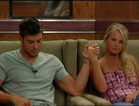 Big Brother-favorite couple ever Jeff and Jordan