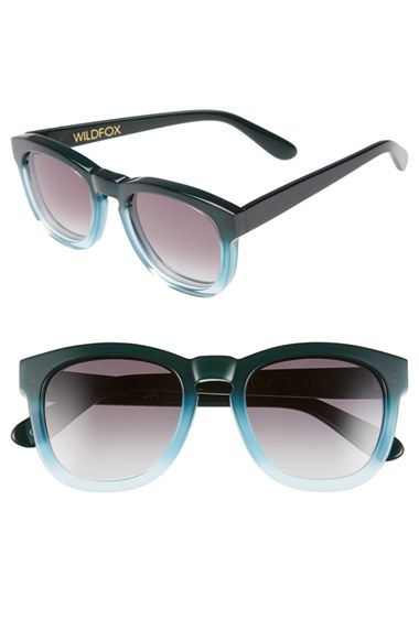 Free shipping and returns on Wildfox 'Classic Fox' 52mm Sunglasses at Nordstrom.com. Vintage-inspired rock-star frames define bold sunglasses that fit with just about any get-up.