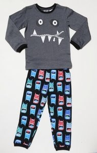 Fun & funky monster pajamas!