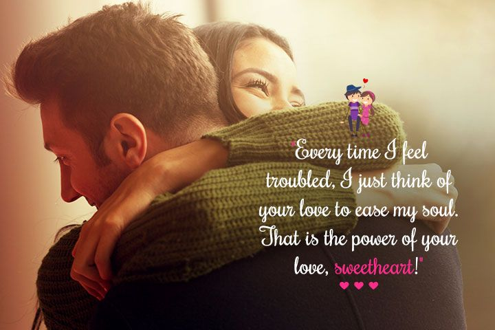Pin on Romantic love messages