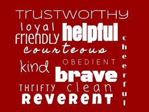 8 best scout sayings images on pinterest scouting boy scouting the boy scout virtues i love scouting when any of my kids mess up fandeluxe