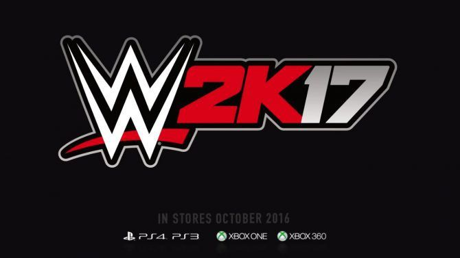 WWE 2K17 Gets an Exciting Launch Trailer