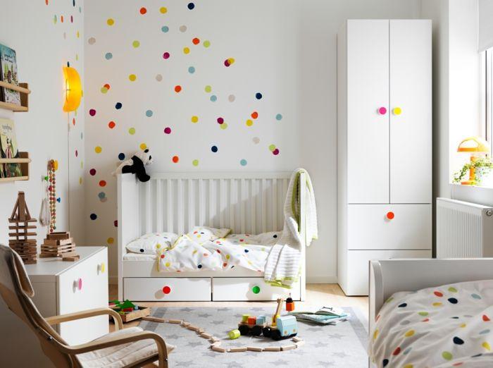 1001 Versions D Amenagement De Petite Chambre Enfant