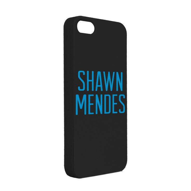 Shawn Mendes iPhone 5 Case - Accessories