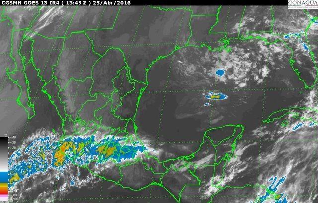 Frente Frío 59 generará probabilidad de lluvia y rachas de viento de hasta 60 km/h | El Puntero