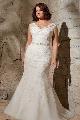 299 best Brautkleider Plus size images on Pinterest | Wedding frocks ...