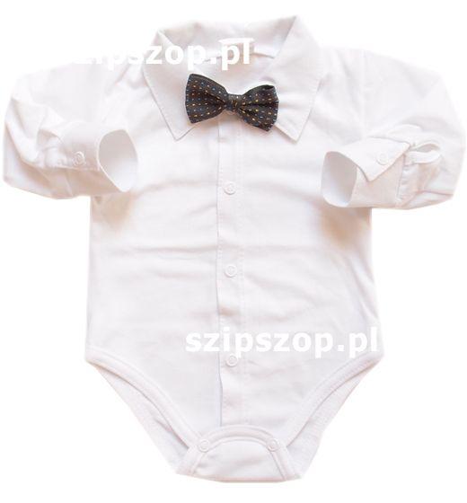 Hej, pytacie nas w wiadomościach o eleganckie białe body koszulowe- bodokoszule z muszką. Potwierdzamy- mamy:) https://goo.gl/9dHf93