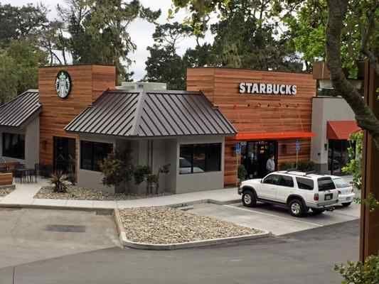 New Starbucks opens in Pacific Grove, replacing McDonald's