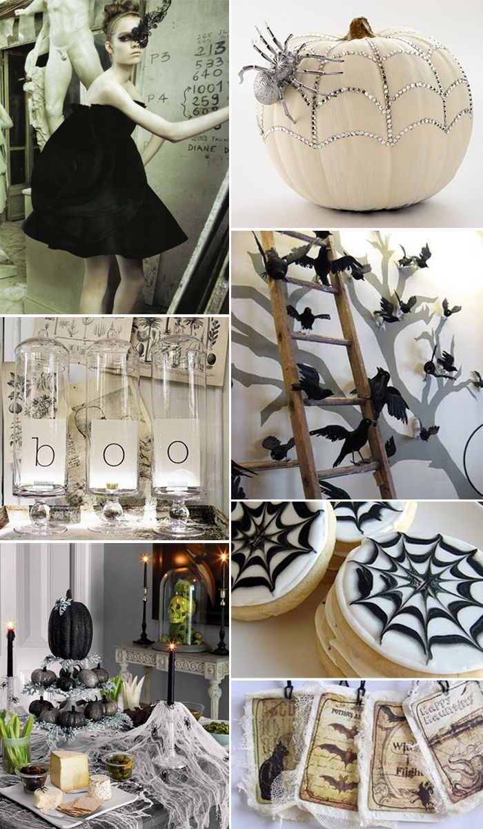 179 Best images about Halloween Party Chic on Pinterest | Mantels ...