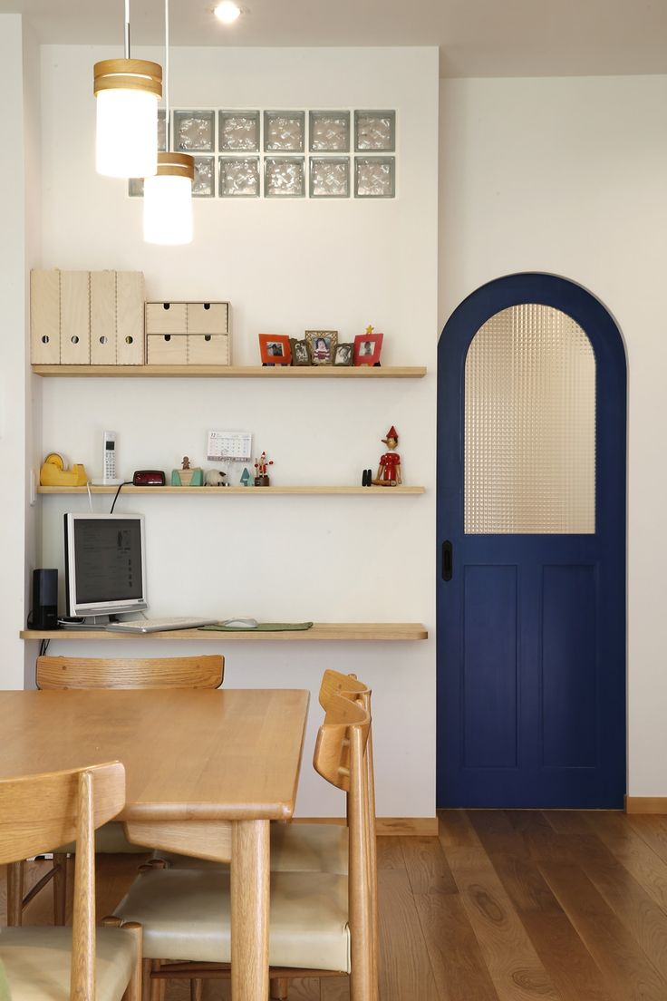 リフォーム・リノベーションの事例|造作建具 ドア|施工事例No.356大好きな雑貨も一役 楽しい団欒を実現させた住まい|スタイル工房