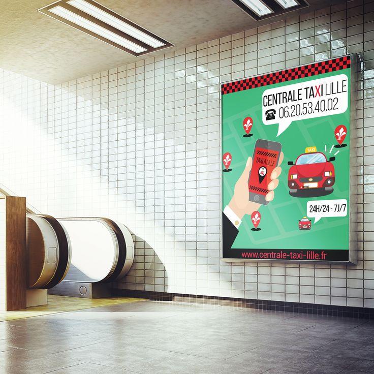 Vous arrivez ou allez à la gare de Lille Europe / Lille Flandres ou même à l'aéroport de Lille Lesquin ? Nous sommes là pour vous accompagner 24h/24 et 7j/7.    Appelez-nous : 06.20.53.40.02  Réservez en ligne: www.centrale-taxi-lille.fr   #taxilille #centraletaxilille