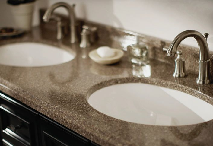 Things To See When You Are Doing Bathroom Vanity Tops With Images