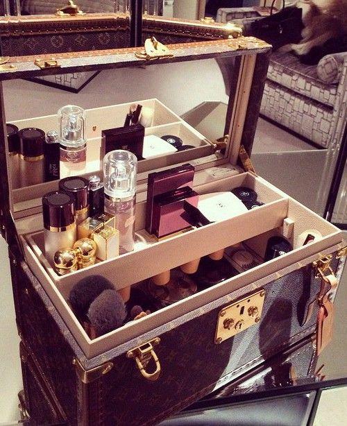 24 best images about louis vuitton vanity case on pinterest