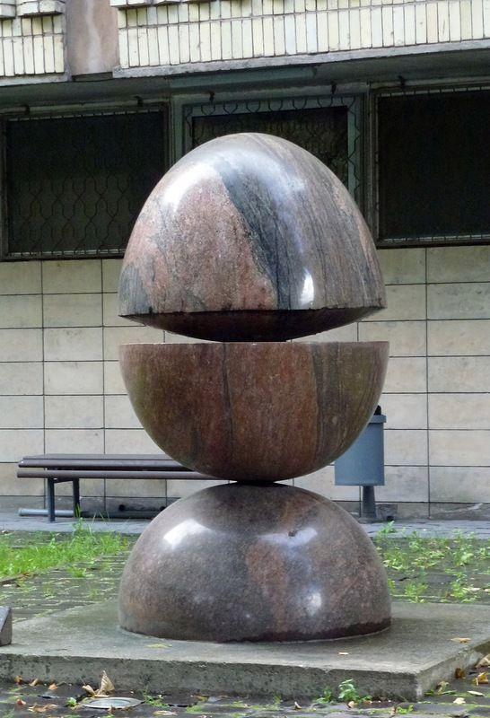 Литва.Современная скульптура