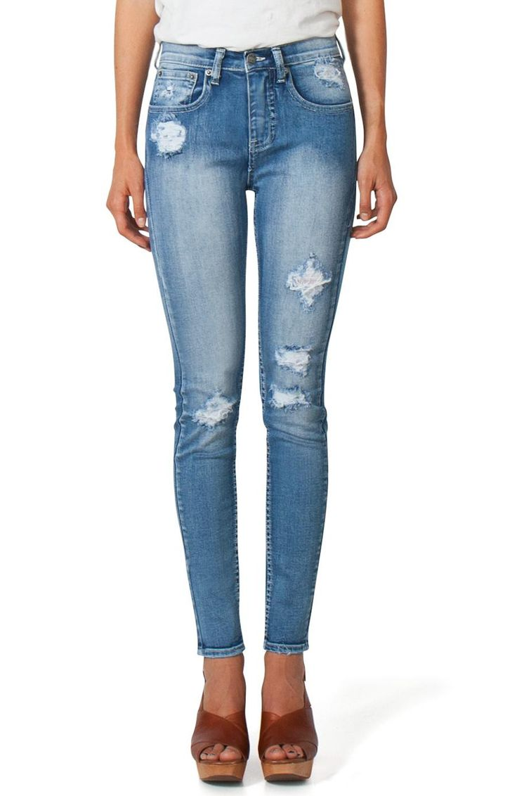 ZIGGY DENIM - Sticks N Bones Womens Vintage Trash