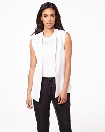 Long sleeveless vest RW&CO. Summer 2014 Collection