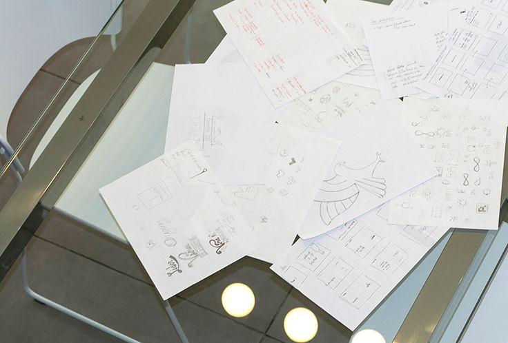 Fases del proceso creativo para branding #Supérate