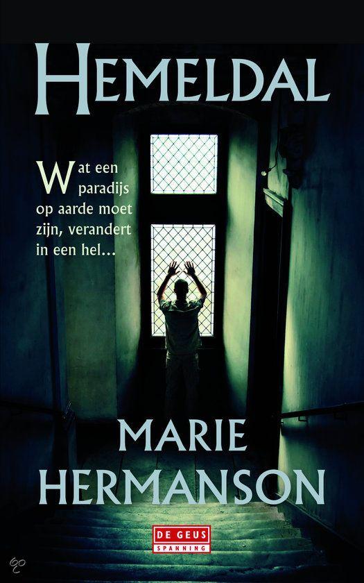 Ebook bij de bib - Tip van Brigitte: Hemeldal / Marie Hermanson Kafkaeske tweeling situatie in Zwitserland...