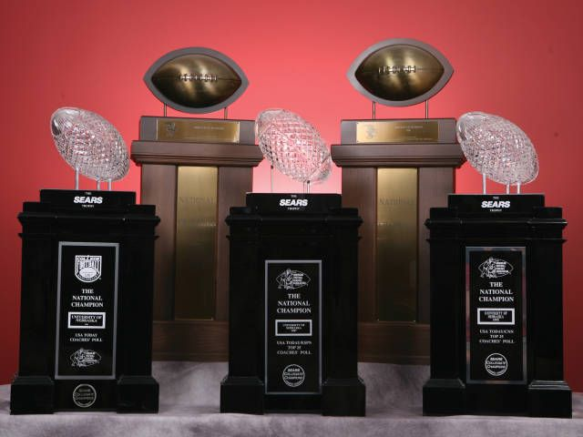 Nebraska's Five National Titles - Huskers.com - Nebraska Athletics Official Web Site