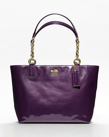 OMGOSH!!!!! I need this pretty purple purse in MY LIFE! ASAP! :)))))))