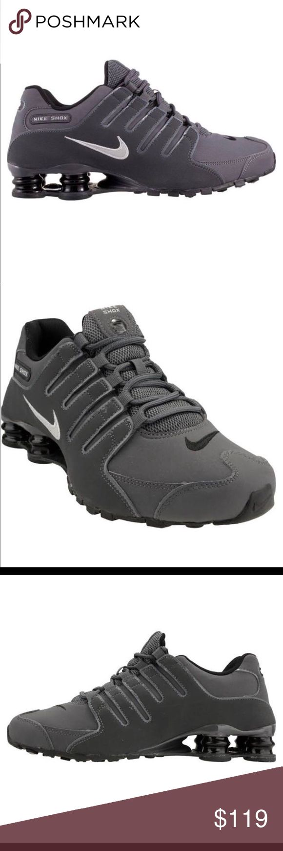 Nike Shox NZ Brand new in original box NIKE Shox NZ in size 10, 10.5, 11 and 12! Nike Shoes Athletic Shoes