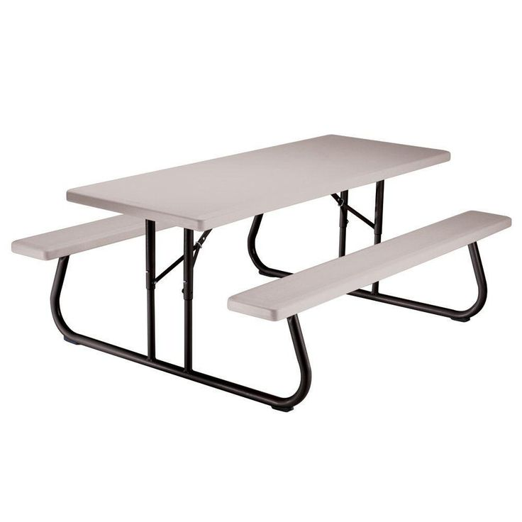 17 best ideas about folding picnic table on pinterest. Black Bedroom Furniture Sets. Home Design Ideas