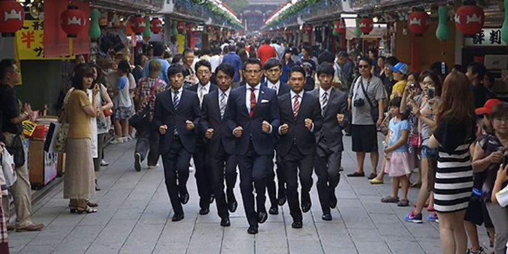For those unfamiliar with World Order, they are a unique Japanese band created in 2009 by former mixed martial artist, Genki Sudo, that incorporate music, slow-motion and classy suits into a pure blend of auditory and visual awesomeness.
