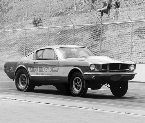 Photos Of Dick Brannan Mustang Drag Cars: 163 Best Images About A/FX Fords On Pinterest