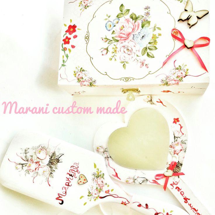 Romantic set for girls www.maroulapresents.blogspot.com