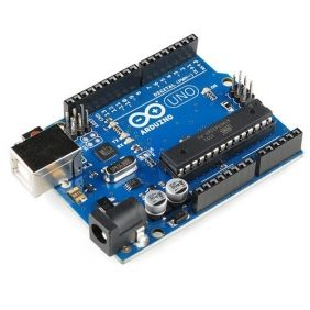 he Uno Rev3 is a microcontroller board based on the ATmega328 (datasheet).