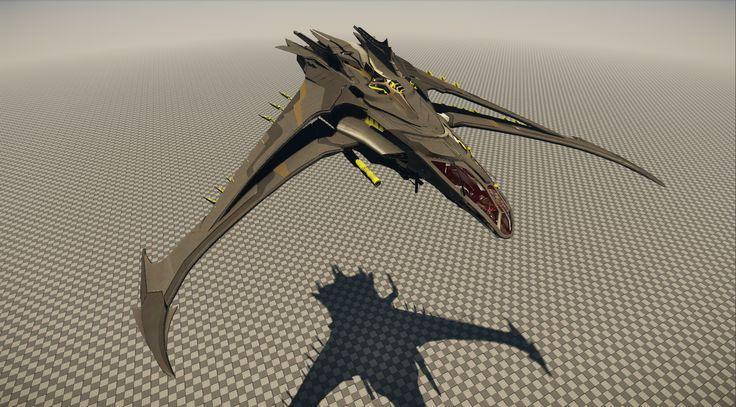 Blade - Vanduul Medium Fighter