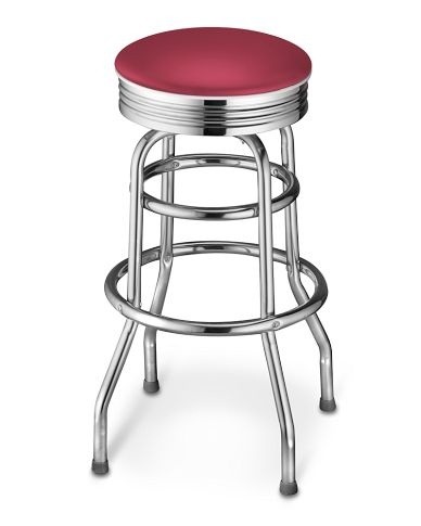 Diner Stool 30 Quot Bar Stool Stools And 50s Diner Kitchen