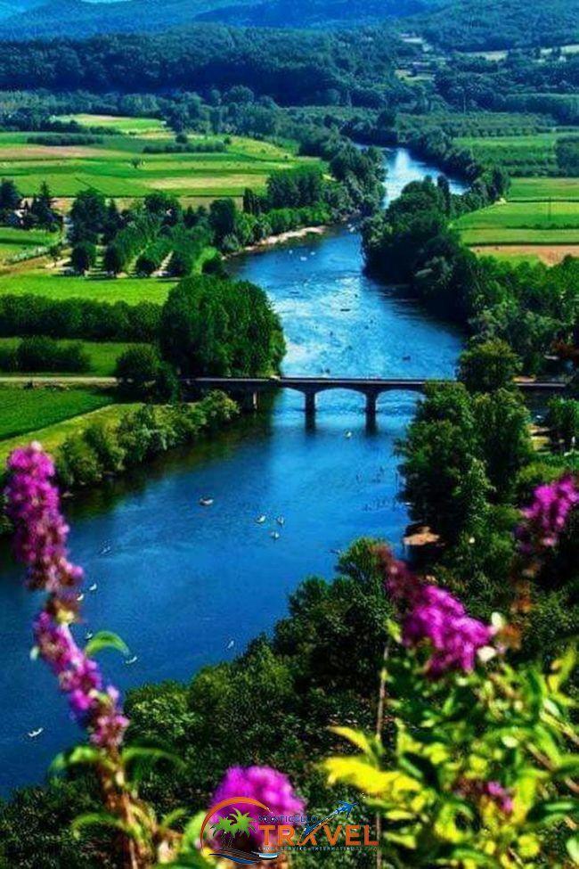 Peace River British Columbia Canada Belleza De La