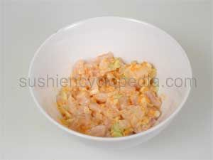 Spicy Yellowtail Recipe 3
