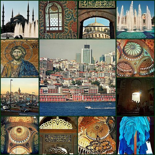 Turkey - Istanbul, city of past, present and future..
