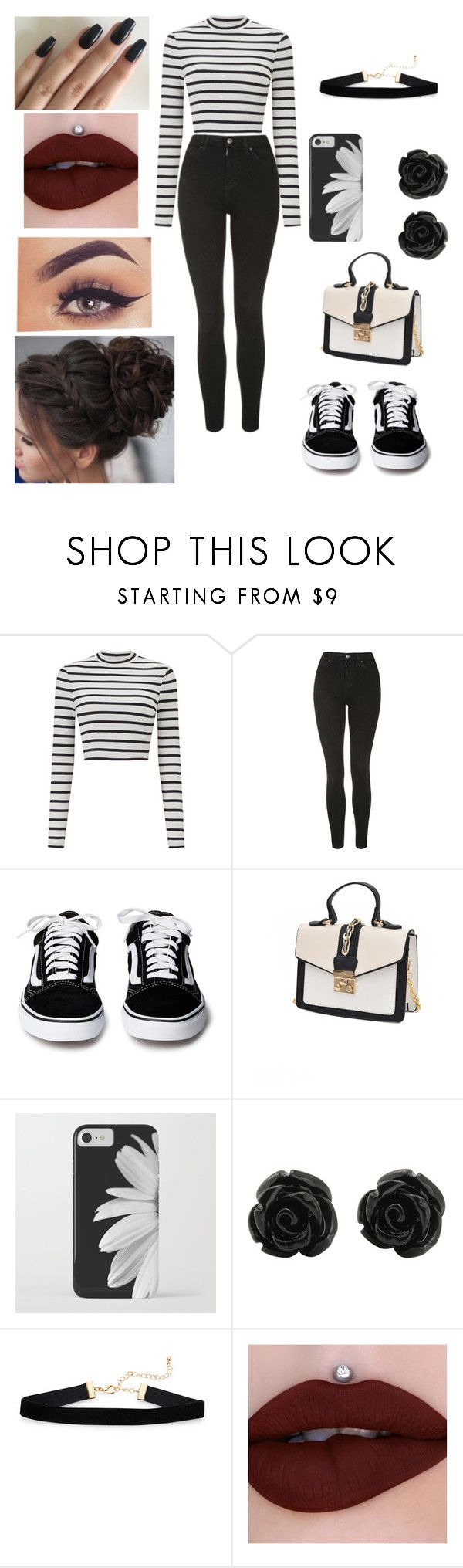 """Untitled #365"" by shuneciacooper ❤ liked on Polyvore featuring Miss Selfridge and Topshop"