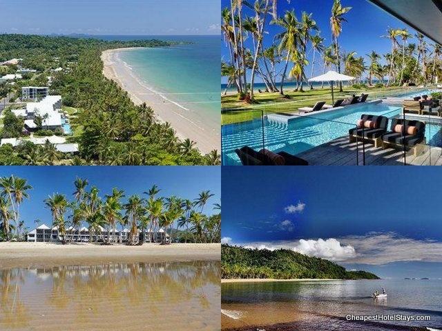 Castaways Resort - Mission Beach, Queensland - Australia
