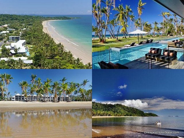 Castaways Resort - Mission Beach, Queensland - Australia