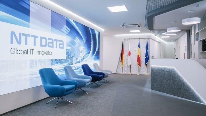 NTT Data Offices - Cluj-Napoca - Office Snapshots