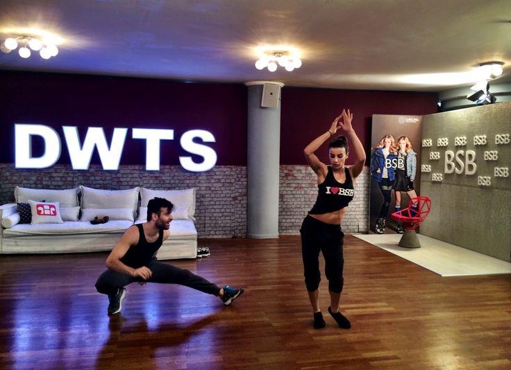 What u #DANCE is what u get! #DWTS5 #DWTS