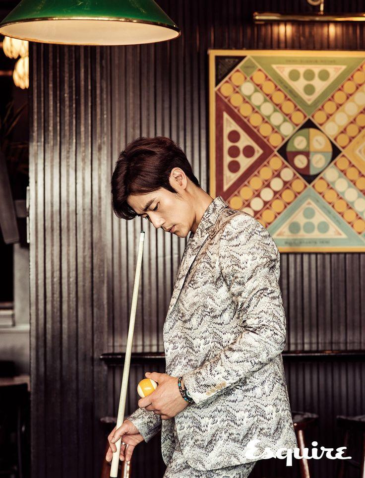 Kim Kang Woo - Esquire Magazine May Issue 13